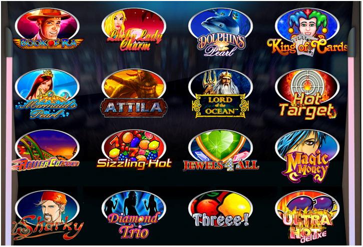 Поддельные Игровые Автоматы