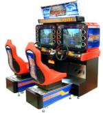 Игровые развлекательные автоматы и симуляторы Namco