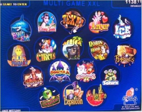 Игровые аппараты Multi Game