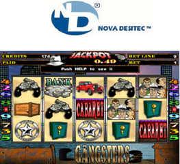 Игровой автомат Nova Desitec