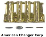 American Changer. Монетоприемники, диспенсеры