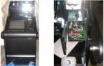 Ошибки, неисправности, ремонт игровых автоматов Atronic, Bally