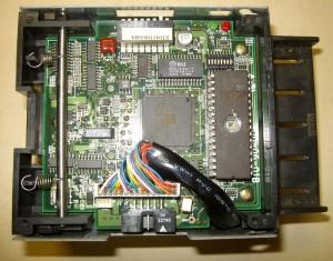 Купюроприемник JCM eba 03 - внешний вид на электронную плату