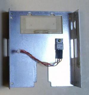 Купюроприемник JCM eba 03 - внешний вид на верхний кожух