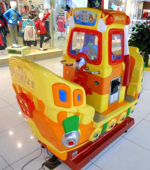 Детский Автомат Falgas Pirates