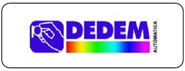 Dedem Logo