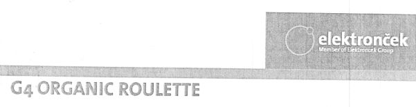 G4 Organic Roulette