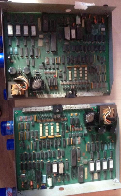 Игровой аппарат Bally Game Maker АИТ-2 - фото игровой электронной платы