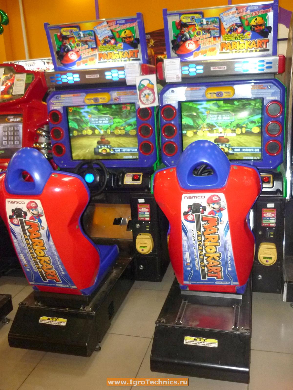 Игровые автоматы namco игровые автоматы без регистрации разные