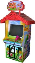Детские развлекательные игровые аппараты lai fast draw