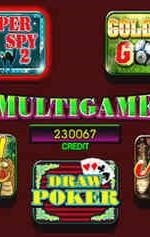 Игровые платы Multi Game